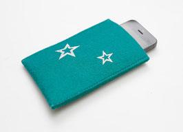 "Smartphonetasche ""Silver Stars"""