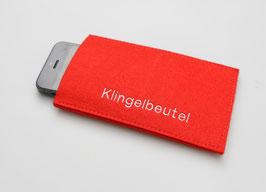 """Smartphonetasche """"Klingelbeutel"""""""