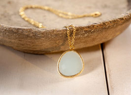 "Kette ""Adorable Blue Opal"""