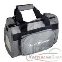 WINNER Kugeltasche Two Small jeansgrau