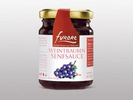 Weintrauben Senfsauce