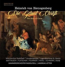 Heinrich von Herzogenberg DIE GEBURT CHRISTI