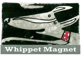 'Run Whipper Run' Magnet