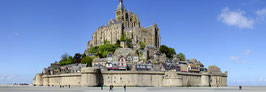 FRANCE - Normandie, Mont Saint Michel