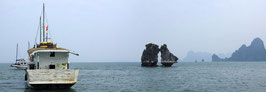 VIETNAM - Baie d'Ha LOng