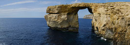 MALTE - Ile de Gozo, Dwejra Point (Azur Window)
