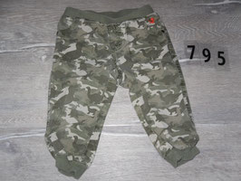 795 Tolle Hose Camouflage Gr. 80