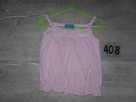 408 Spaghettitop rosa Gr. 80