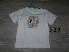 527 Shirt Daddys Beach Boy S'Oliver Gr. 74