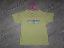 553 Shirt grün von ESPRIT Gr. 80