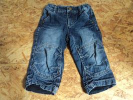L-69 Gefütterte Jeans -an den Knien cool abgesetzt Gr. 80