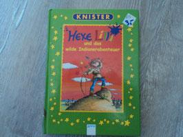 649 Hexe Lilli Buch und das wilde Indianerabenteuer von Knister