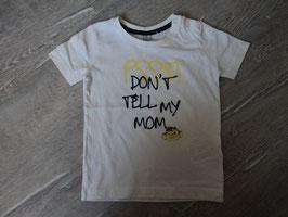 2327 Shirt Ivory PSSST don't tell my MUM von DOPODOPOMINI Gr. 86