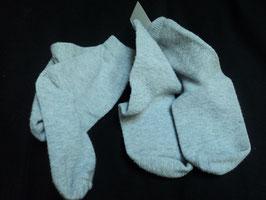 AL-175 Socken in grau meliert Gr. 24-26