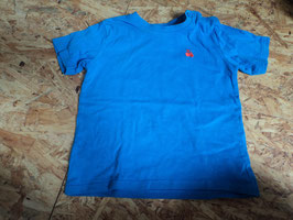 AL-208 Shirt blau mit Lokomotive von C&A Gr. 86