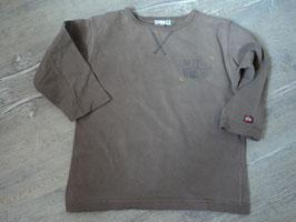 2647 LA Shirt taupe von LEGO Gr. 98