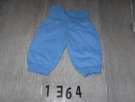1364 Pumphose hellblau von ESPRIT Gr. 56
