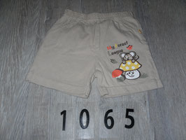 1065 Shorts My forest beige Gr. 56