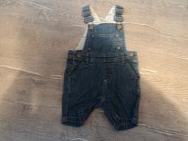 2648 Jeans Latzhose hellblau von S'OLIVER   Gr. 80