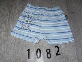 1082 Shorts gesstreift Elefant Gr. 50