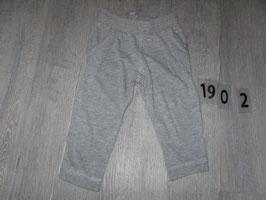 1902 Graue Jogger mit Taschen H&M Gr. 86