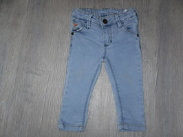 1558 Mega Coole Jeans hell Skinny  von TUMBLE'N DRY Gr. 68