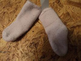 266 New Born Socken in rosa 2x vorhanden
