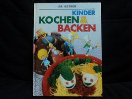 AL-162 Kinder Kochen&Backen von DR OETKER
