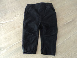 M-29 Jeans in dunkelblau mit Gummibund von EARLY DAYS Gr. 62