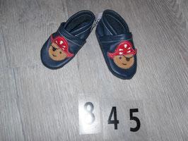 845 Krabbelschuhe Pirat Gr. 19