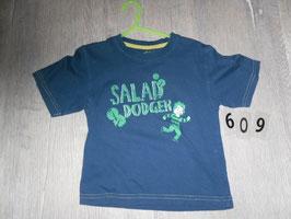 609 Shirt blau Salad Dodger von REBEL Gr. 98