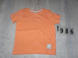 1986 Shirt orange 1685 von DOPODOPOMINI Gr. 80