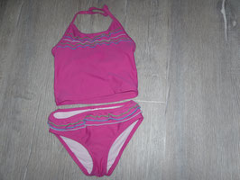 880 Bikini mit Rüschen Gr.  110/116