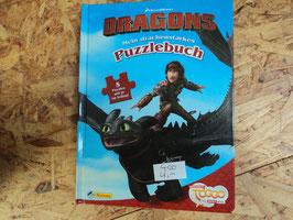 450 Dragons Puzzlebuch komplett