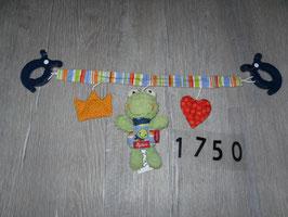 1750 Maxicosi oder Wagenkette Frosch von SIGIKID