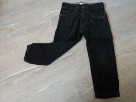 2342 Cordhose schwarz von H&M Gr. 92