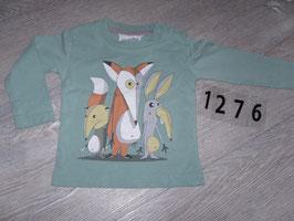 1276 LA Shirt Tiere von PIPI&PUPU Gr. 74