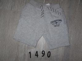 1490 Shorts in grau von REBEL Gr. 12-18 Monate