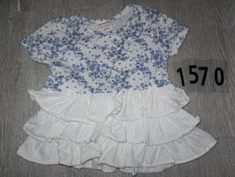 1570 Kleid mit Rüschen von JOTTUM Gr. 80