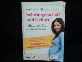 AL-66 Buch Schwangerschaft und Geburt-Alles was Sie wissen müssen- von HEIDI MURKOFF