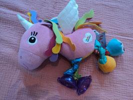 13 Lamaze Baby Spielzeug Lana das Einhorn Clip & Go