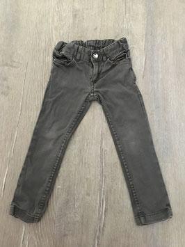 1813 Tolle Stretch Jeans grau von H&M Gr. 98