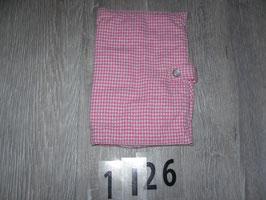 1126 Pampers und Feuchtetücher Etui