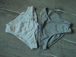 3156 Unterhosen grau und weiß von ESPRIT Gr. 140/146