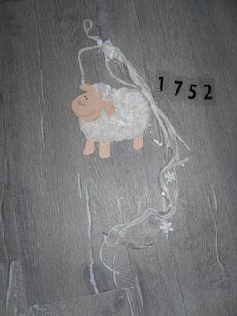 1752 Türhänger Schaf