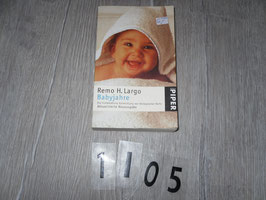 1105 Buch Babyjahre  von REMO H. LARGO