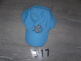 317 Sommer Kappe Hai Gr. 18-24 Monate