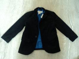358 Jacket aus Cord in dunkelblau von H&M Gr. 98