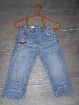808 Jeans hell von KANZ Gr. 80