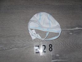 328 New Born Mütze Gr. 0-2 Monate
